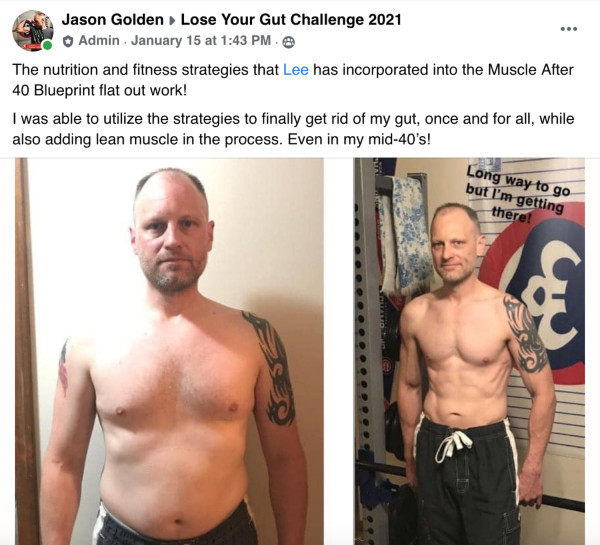 Rick's Results