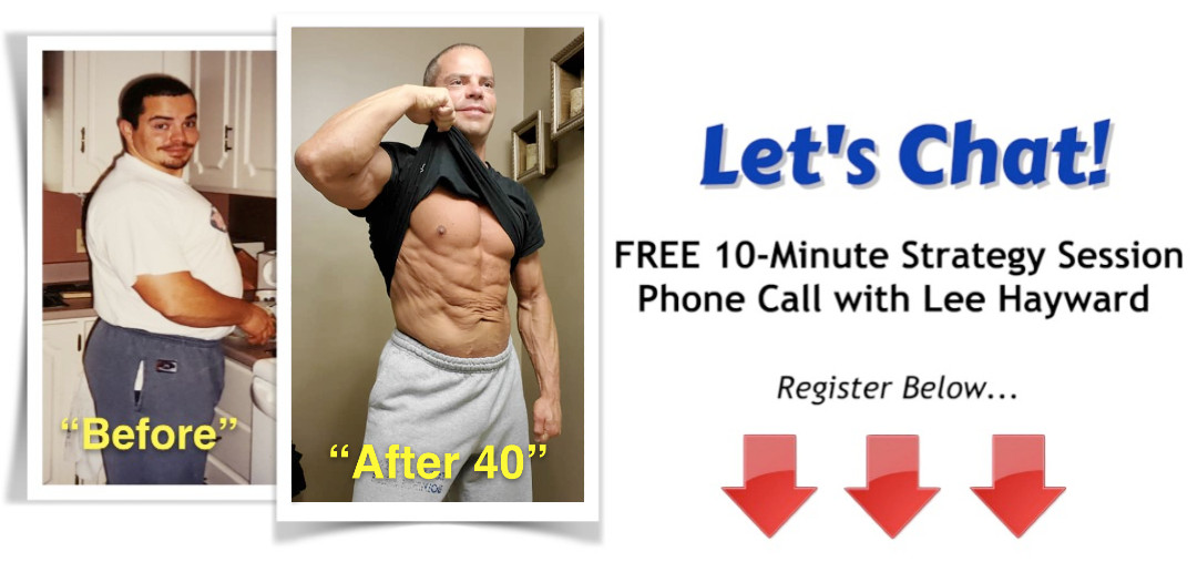 Lee Hayward Muscle After 40 Fitness and Fat Loss Coach